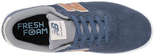 Balance New Ltn Am424 Blue Asm Baskets Skate grey gWaaS