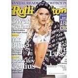 Rolling Stone Magazine: Issue 966 / January 27, 2005 (Gwen Stefani) (Rolling Stones Magazine)