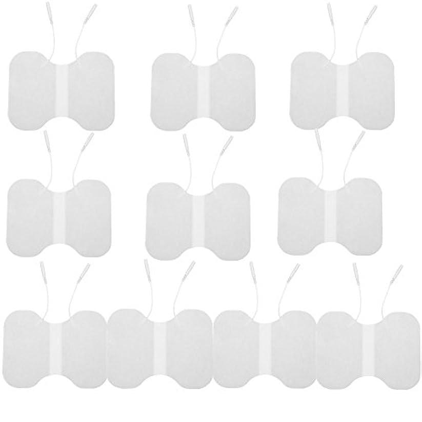専門知識教室トランク電極パッド、1Pc再利用可能な自己接着性電極パッチが体内の循環を改善し代謝を促進する効果