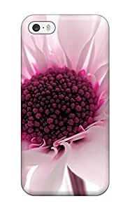 Tony Diy case cover Flower Iphone 5/5s protective case 6gsck8r67BX cover
