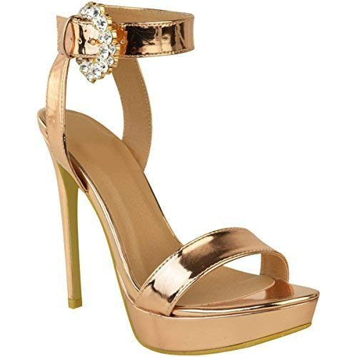 Fashion Mujer de Tac Zapatos heelberry Thirsty xSqwUav