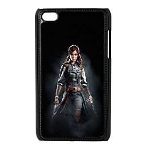 iPod Touch 4 Case Black assassins creed unity elise game SUX_931874