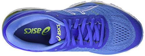 Scarpe Gel Donna Asics White Viola 24 Regatta Running Purple Kayano Blue fB77nqtdx1