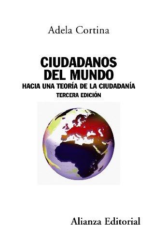 Libro Ciudadanos Del Mundo Hacia Una Teoría De La