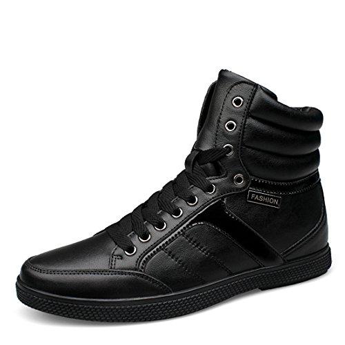 LH0518 Minitoo Schwarz Stiefel LHEU Herren Px7q48Z