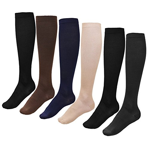 Compression Stockings Varicose Fatigue Assorted