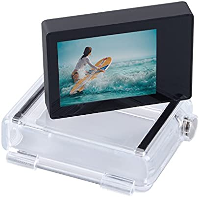 Electronics 3 with Waterproof Back Cover Suptig LCD Screen 2.0 ...