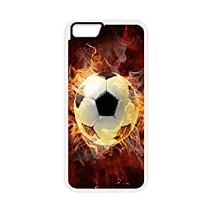 """High Quality Phone Back Case Pattern Design 19Love Football,Love Life- For Apple Iphone 6,4.7"""" screen Cases"""