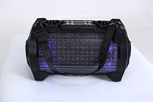 xingganglengyin Bluetooth Speaker 2018 New Cannon Strap with Lantern Smart Audio Outdoor Hip Hop Mobile Wireless Subwoofer by xingganglengyin (Image #5)