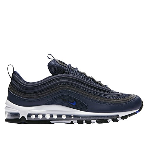amazon online NIKE Men's Air Max 97 Shoe Obsidian/White/Black White-navy Blue buy cheap ebay latest collections for sale 8MoW5Oi