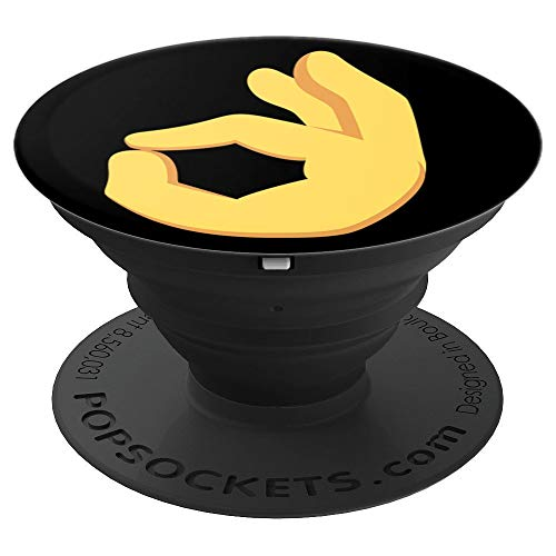 Emoji OK Hand Sign OK Symbol - PopSockets Grip and Stand for Phones and  Tablets