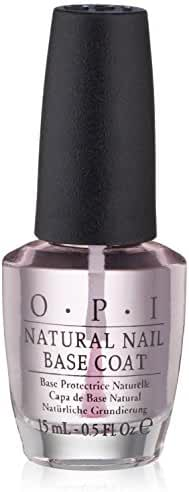 OPI Natural Nail Base Coat Nail Polish, 0.5 fl. oz.