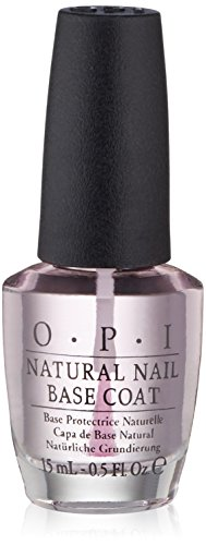 OPI Nail Lacquer Base Coat, Natural Nail, 0.5 fl. oz. by OPI