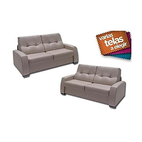 SHIITO Conjunto de sofás de Tres y Dos plazas, con Asientos ...