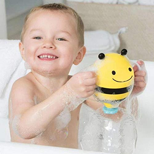 - FAERIE Baby Bath Toy Bee Fountain Bathtub Spray Water Pump Swimming Pool Water