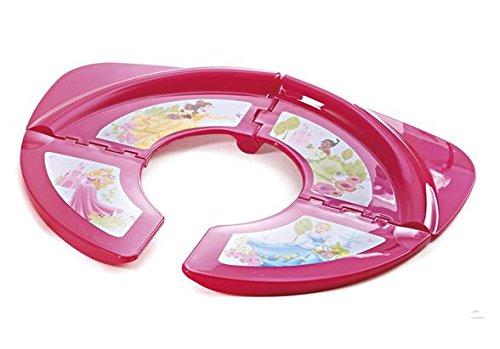 Disney Princess Baby Kinder faltbarer Reise WC Sitz Toilettentrainer Aufsatz OKT Kids