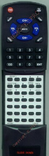 IN FOCUS Replacement Remote Control for 590040900 SIMPLE RMT, ILC200, ILV200, LP350G