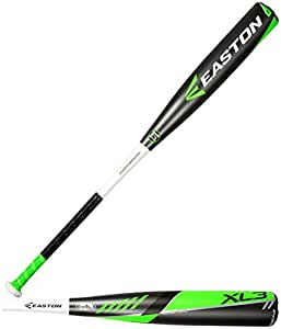 "Easton Senior/Youth SL16X38 XL3 Aluminum League Big Barrel Baseball Bat, 30""/22 oz"