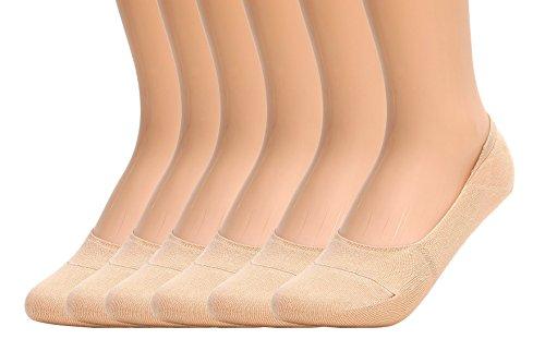 Sockstheway Womens Anti-Slip No Show Socks, Best Low Cut Liner Socks by Sockstheway