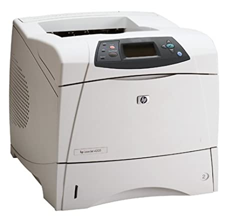 Amazon com: Certified Refurbished HP LaserJet 4200n Q2426A