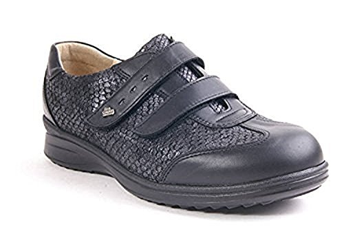 Finn Comfort Women's Loafer Flats black black NwZycD3I