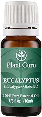 Eucalyptus Essential Oil. 100% Pure, Undiluted, Therapeutic Grade.