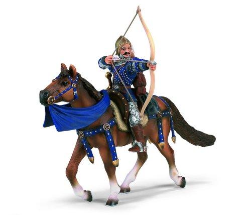 - Schleich Lion Coat of Arms Archer on Horseback