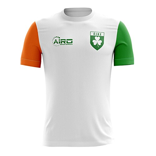 Airo Sportswear 2018-2019 Ireland Away Concept Football Soccer T-Shirt Jersey