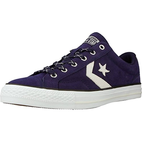 Converse Womens Star Player Ox Suede Trainers Blue