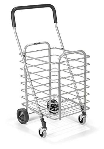 Polder Aluminum Shopping Cart