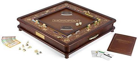 Monopoly Luxury Edition by Winning Solutions: Amazon.es: Juguetes y juegos