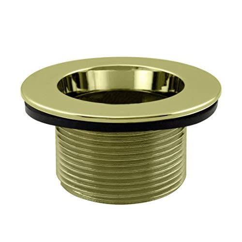 lovely Westbrass D3322-2-01 Bathtub Drain Plug Body Only PVD Polished Brass