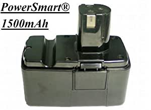 PowerSmart 9.6V Power Tools Battery 9-11074, 976965-001, 976965-002 for CRAFTSMAN 315.110780, 315.222780, 27190 (1500mAh)