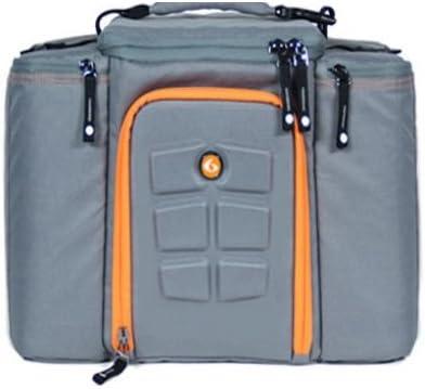 6 Pack Fitness Innovator comida bolsa, Gris, 5 Meal Bag: Amazon.es ...