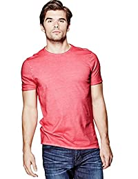 GUESS Men's Gunnarson Crewneck Tee