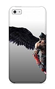 Premium YfshOZn3707iMICN Case With Scratch-resistant/ Tekken Case Cover For Iphone 5c