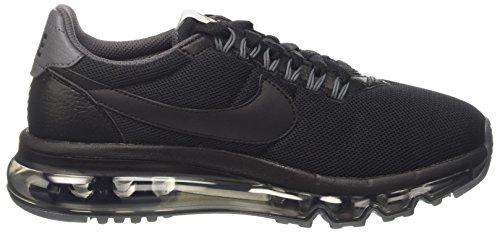 Nike Damen Wmns Air Max LD-Zero Trainer Schwarz (Black/Dark Grey)