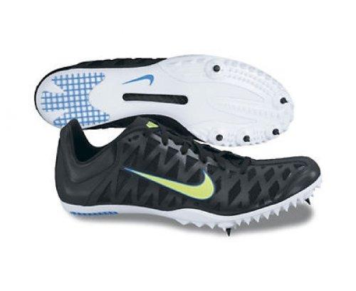 Nike Zoom Maxcat 3 (adulte Unisexe) Noir / Blanc / Bleu Lueur / Volt