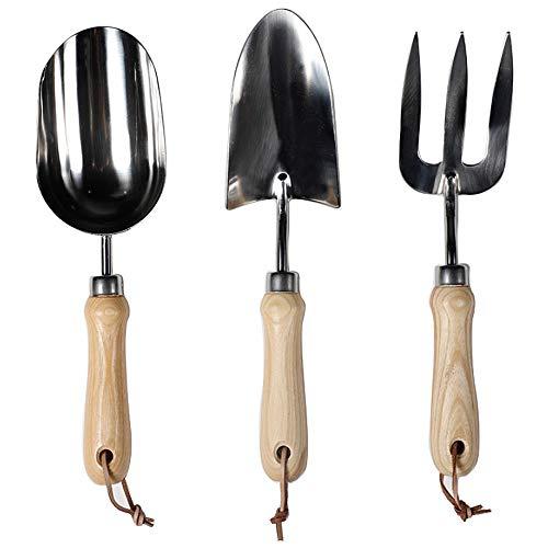 Royal H&H Stainless Steel Garden Tool | Shovels | Spades | Trowel Fork (Tool Sets) (Spade And Fork Garden Set)