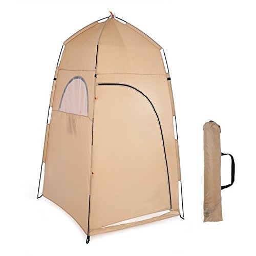 Malilove Changing Umkleidekabine Camping Zelt Outdoor Tragbare Privatsphäre Toilette Zelt Shower Shelter Beach Fishing Zelt