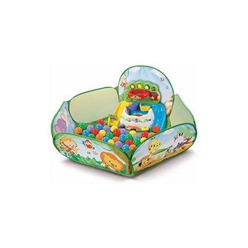 chollos oferta descuentos barato Vtech Baby 80 506204 Pegatina pelotas baño niño juguete color modelo surtido