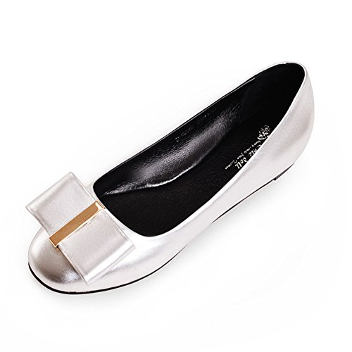 En primavera y otoño zapatos/Moda arco alto zapatos de las mujeres D