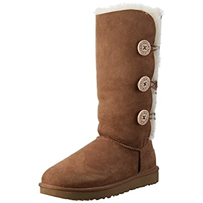 UGG Women's Bailey Button Triplet Ii Winter Boot | Mid-Calf