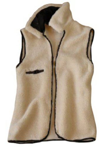 - Outback Trading Co Men's Co. Wool Drover Liner Vest Natural X-Small