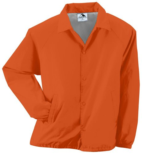 Style 3100 Nylon Coach's Jacket (Lined) - Adult (medium, ()