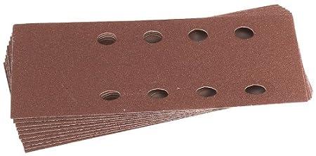 Lot de 10 Draper 42617/90/mm x 187/mm 60/feuilles abrasives en oxyde daluminium