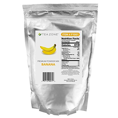 Tea Zone 2.2 lb Banana Flavor Powder ()