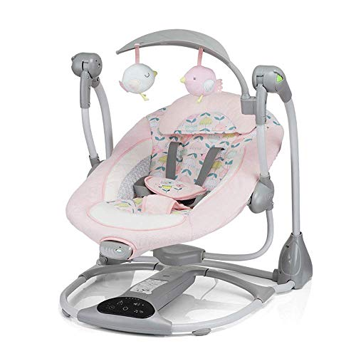 YANHTSO Baby Electric Rocking Chair Recliner Chair Baby Sleepy Baby...