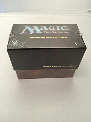 Mtg Collectors Edition (Magic: the Gathering International Collectors' Edition Complete Set)