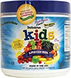 Greens World Inc. Delicious Kids Super Food Drink